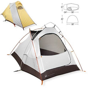 photo: REI Clipper Tent three-season tent