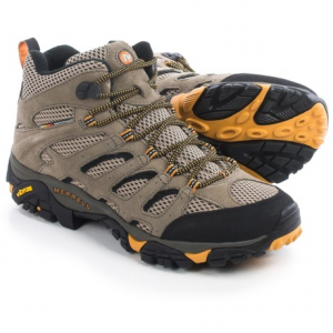 photo: Merrell Men's Moab Ventilator Mid hiking boot