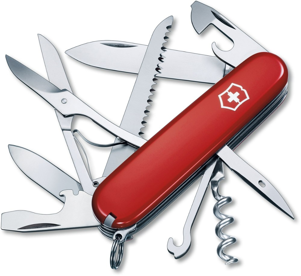 photo: Victorinox Swiss Army Huntsman multi-tool