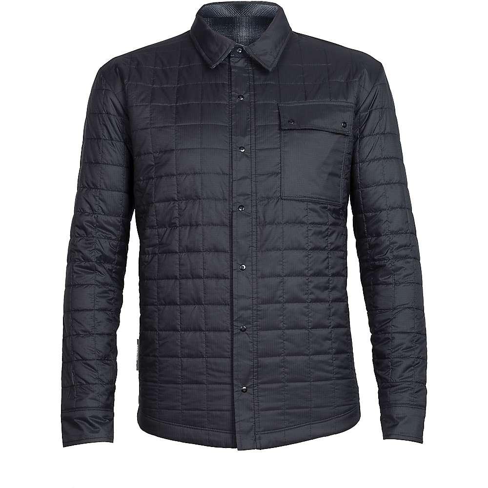 Icebreaker MerinoLOFT Helix Long Sleeve Reversible Shirt