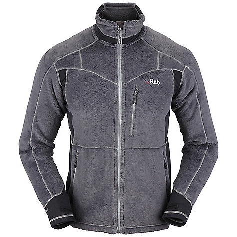 photo: Rab Boulder Jacket fleece jacket