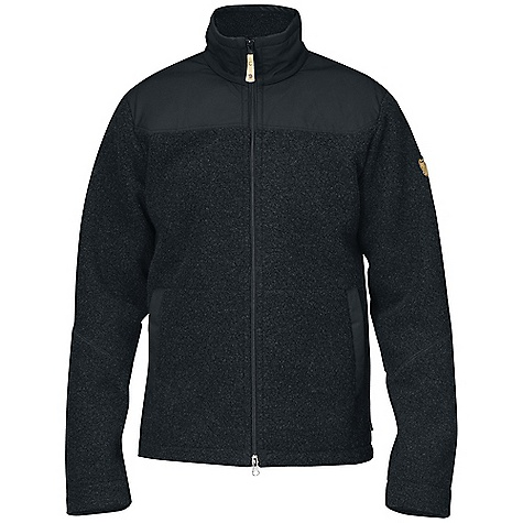 photo: Fjallraven Barents Pile Jacket wool jacket