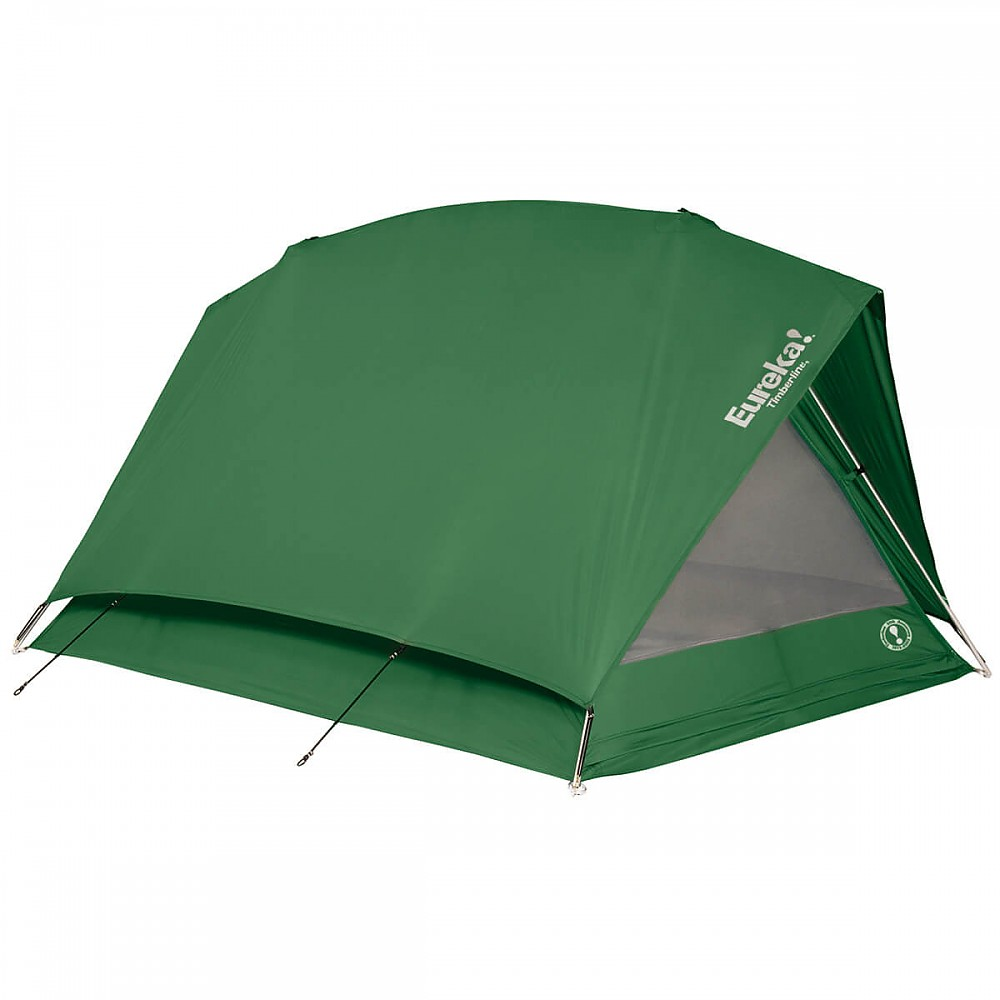 photo: Eureka! Timberline 4 three-season tent