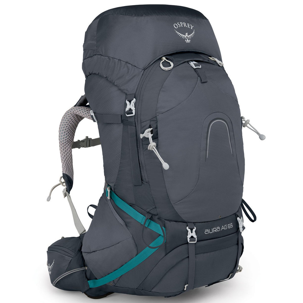 photo: Osprey Aura AG 65 weekend pack (50-69l)