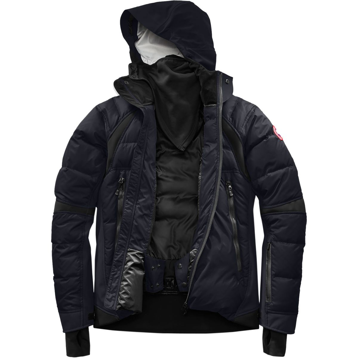 photo: Canada Goose HyBridge Hoody down insulated jacket