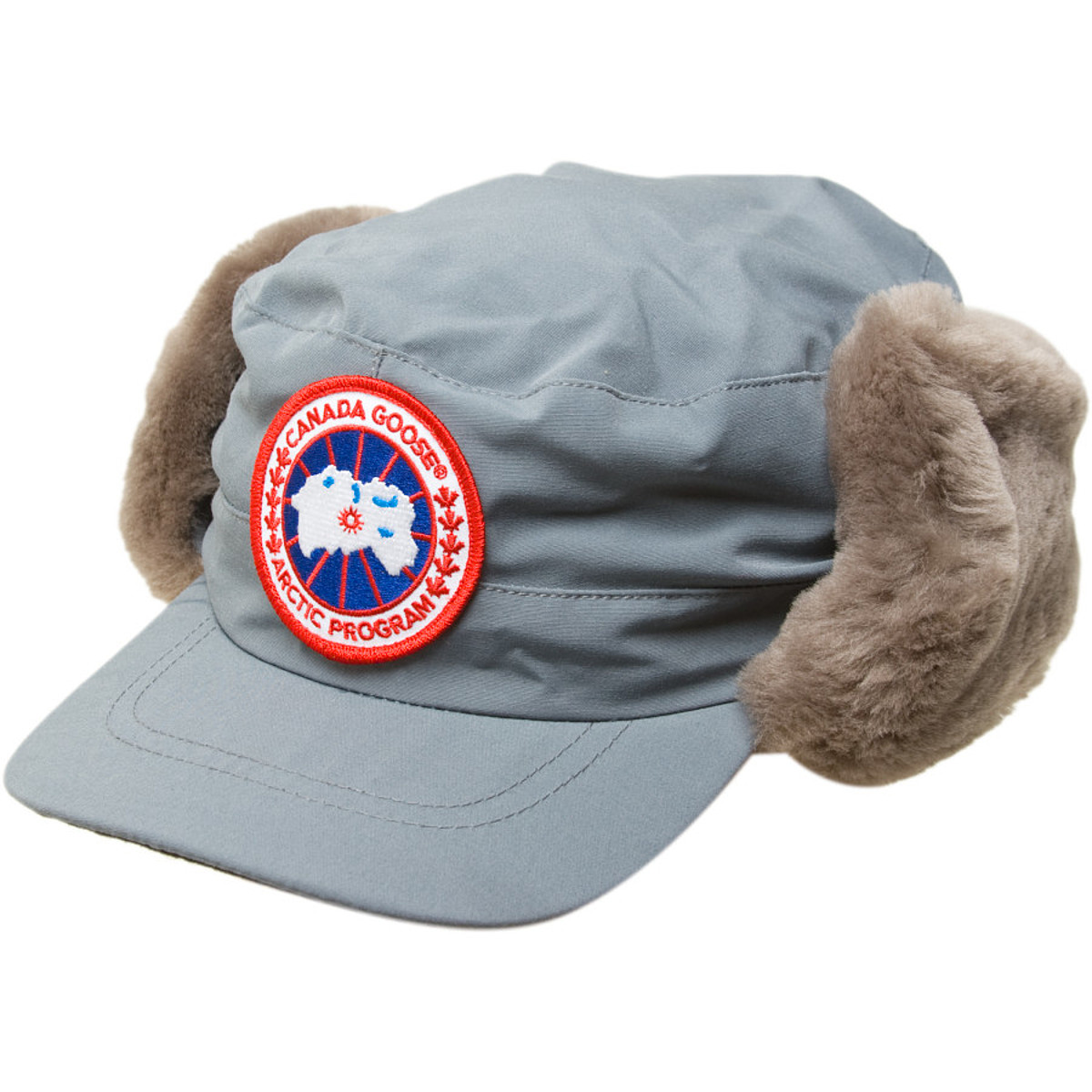 photo: Canada Goose Classique Hat With Shearling winter hat
