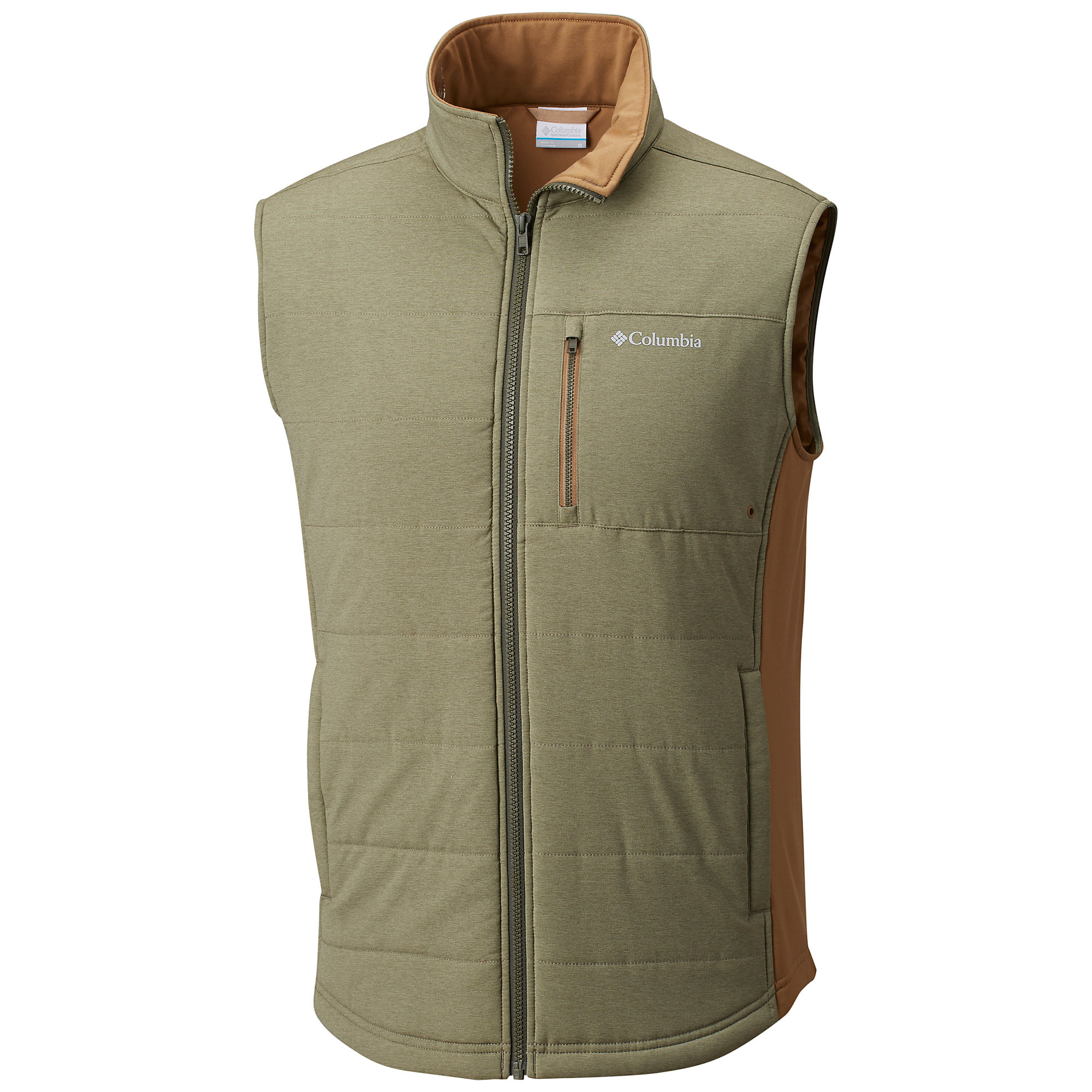 photo: Columbia Pilsner Peak II Vest synthetic insulated vest