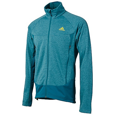 photo: Adidas Men's Hiking Fleece Jacket fleece jacket