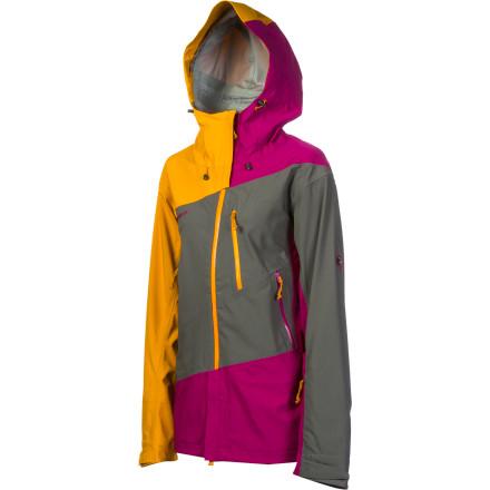 photo: Mammut Shana Jacket waterproof jacket