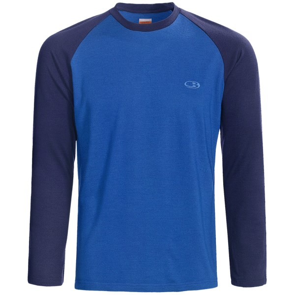 photo: Icebreaker Men's Bodyfit 260 LS Crewe base layer top