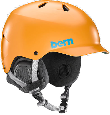photo: Bern Watts snowsport helmet