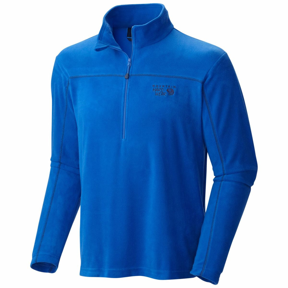 photo: Mountain Hardwear MicroChill Zip T fleece top