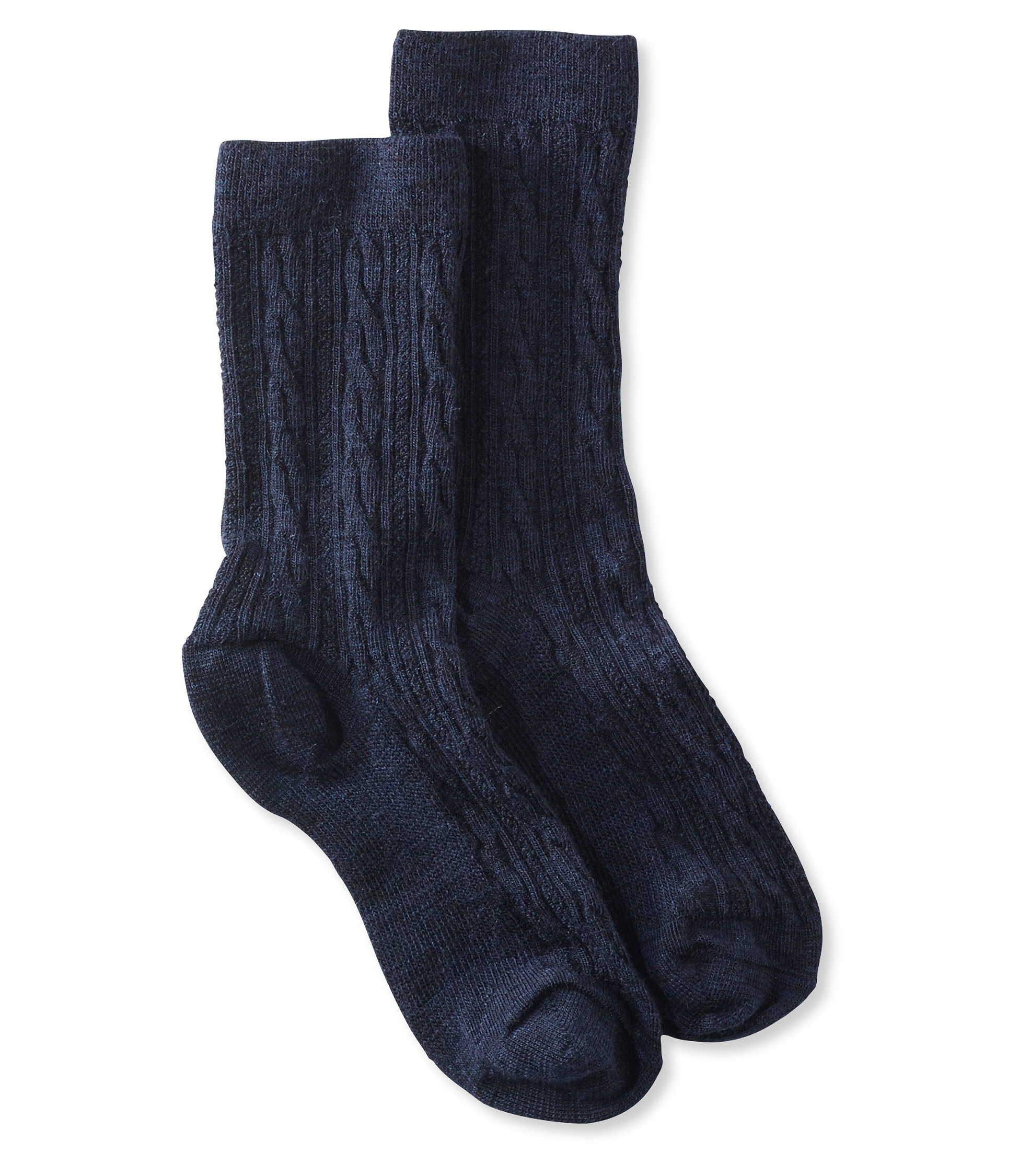 photo: Smartwool Cable Crew Sock sock