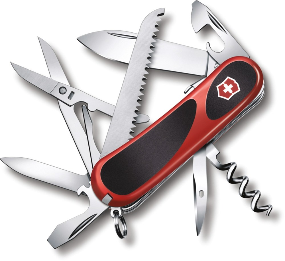 photo: Victorinox Swiss Army EvoGrip S17 multi-tool