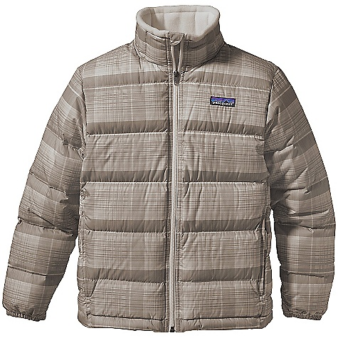 photo: Patagonia Kids' Down Jacket down insulated jacket