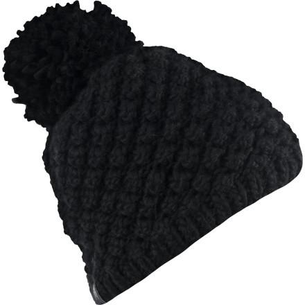 photo: Spyder Girls' Brrr Berry Hat winter hat
