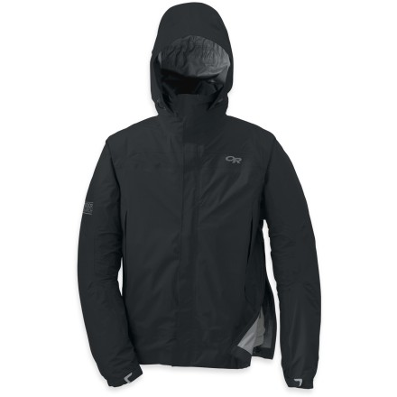 photo: Outdoor Research Revel Trio Jacket synthetic insulated jacket