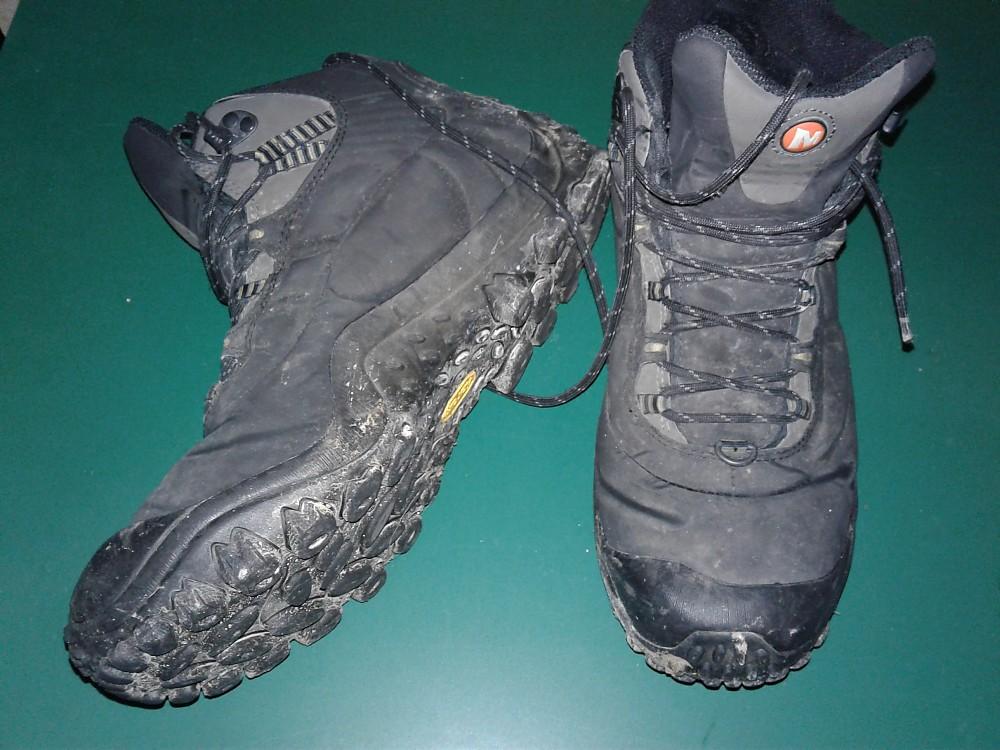 photo: Merrell Continuum trail shoe