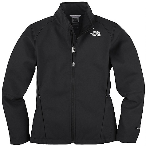 photo: The North Face Girls' Apex Bionic Jacket soft shell jacket