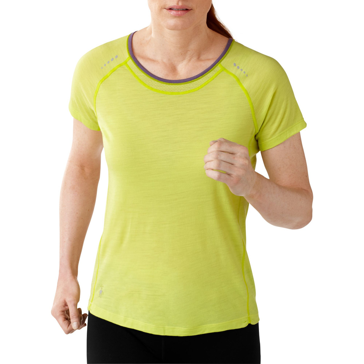 Smartwool PhD Run Short Sleeve Top