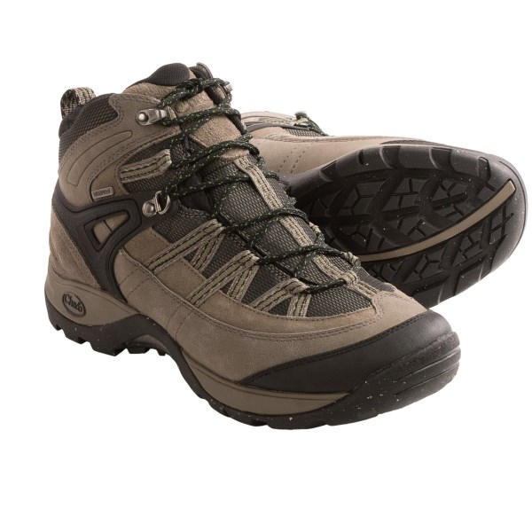 Chaco Holbuck Waterproof Boot