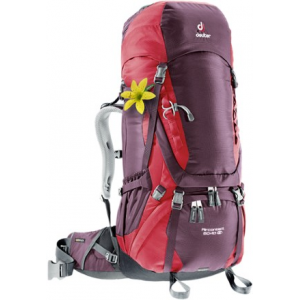 photo: Deuter Aircontact 60+10 SL weekend pack (3,000 - 4,499 cu in)