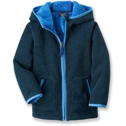 photo: REI Bear Hug Fleece Jacket fleece jacket