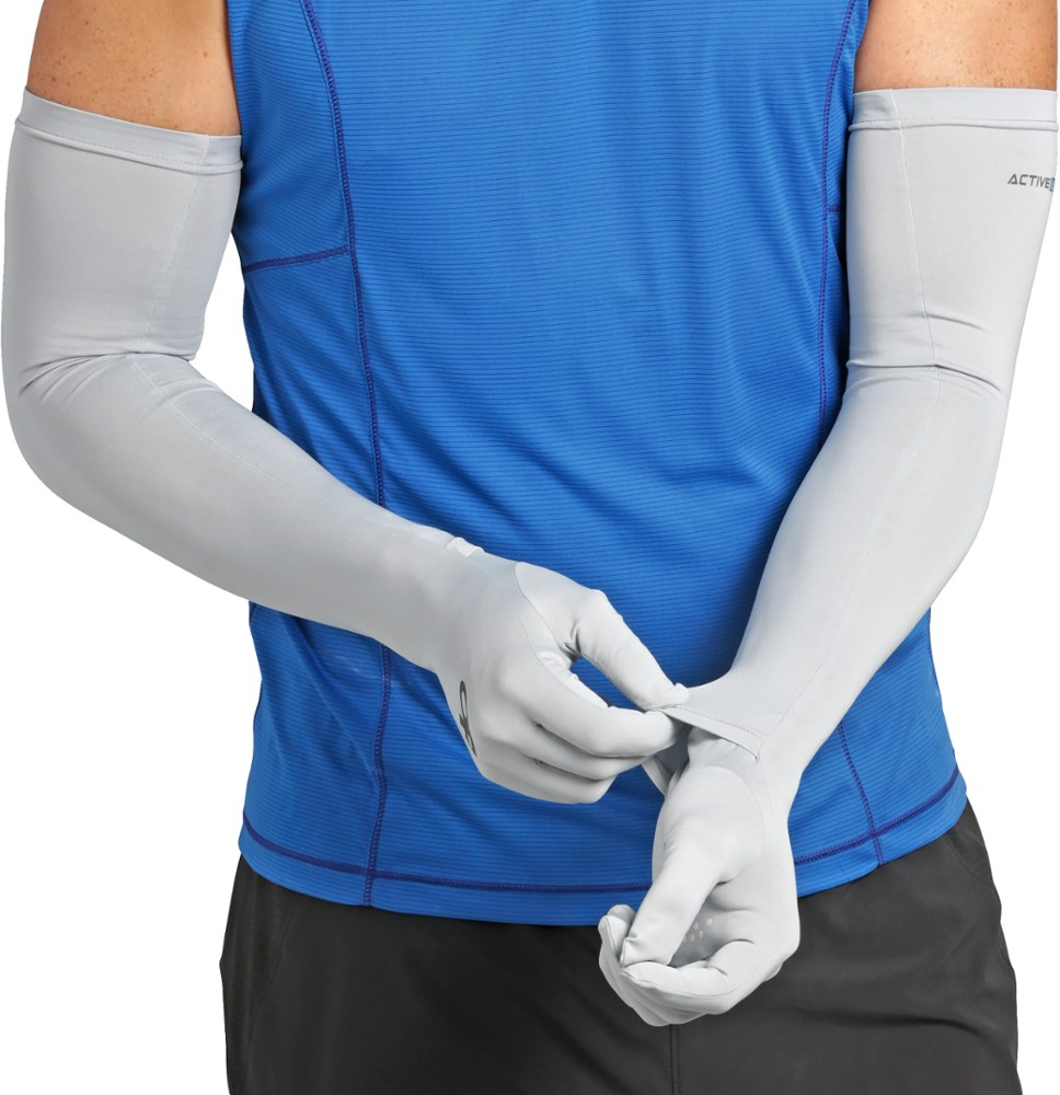 Outdoor Research ActiveIce Full Fingered Sun Sleeves