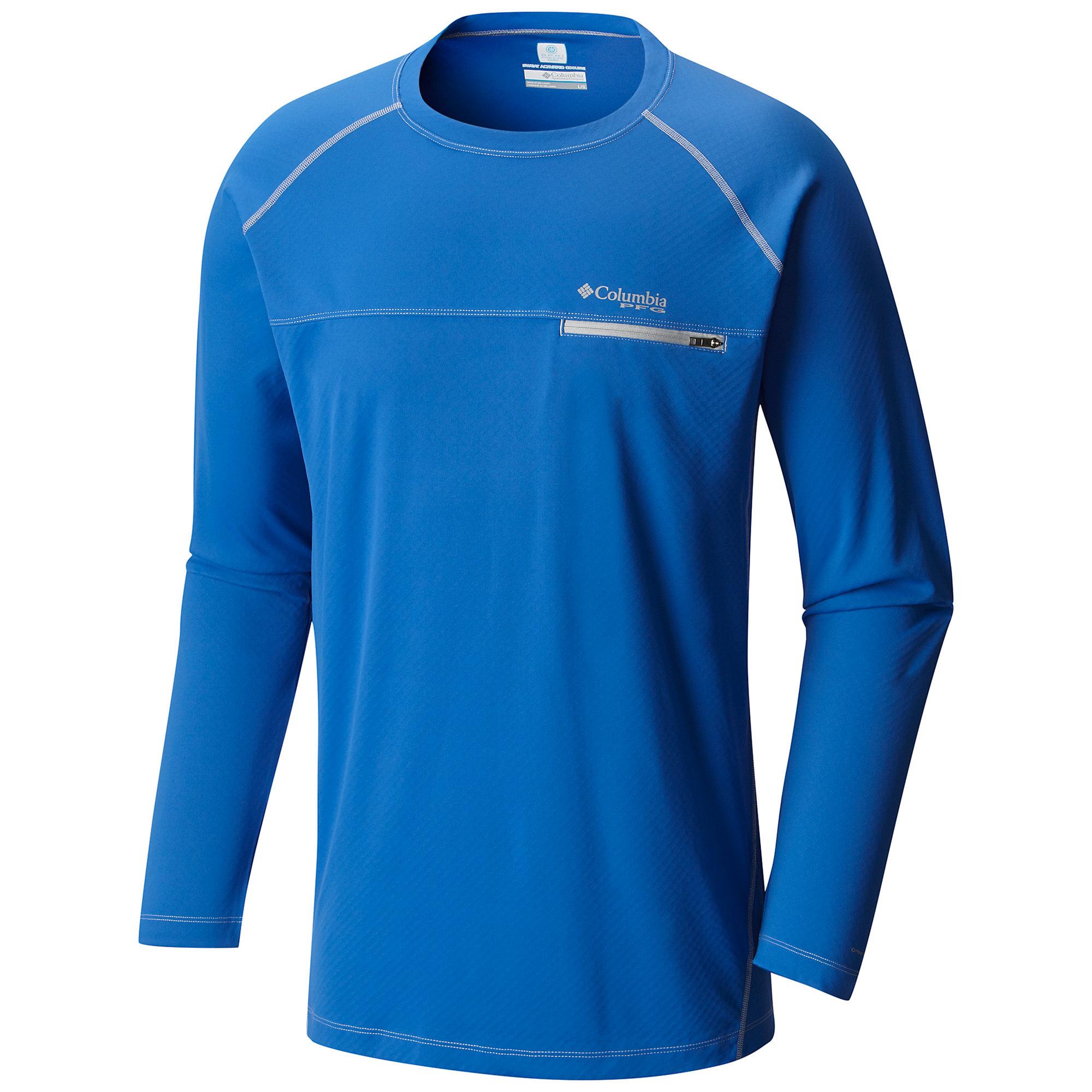 photo: Columbia PFG Cool Catch Tech ZERO Long Sleeve Shirt long sleeve performance top