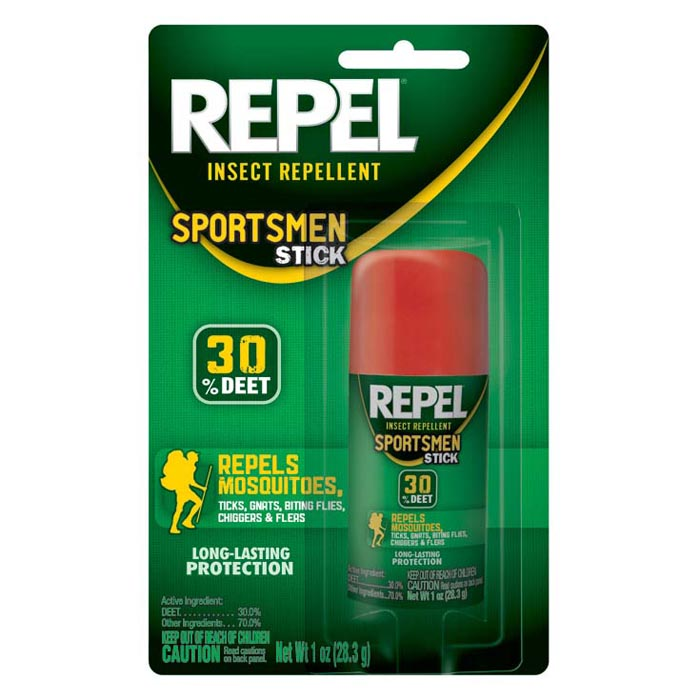 Repel Sportsmen Stick Insect Repellent