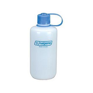 photo: Nalgene 16 oz Narrow Mouth HDPE water bottle