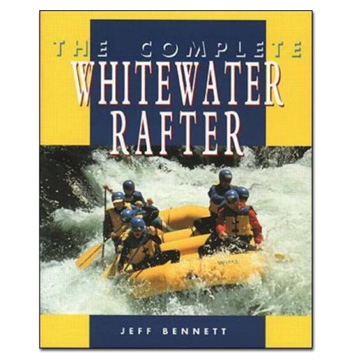 photo: Ragged Mountain Press Complete Whitewater Rafter paddling book