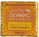 photo: Olympia Granola Lemon Chamomile Sunshine Bar bar