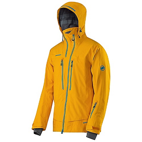 photo: Mammut Alyeska Jacket snowsport jacket