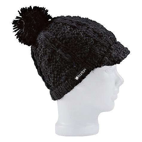photo: Burton Yoo Hoo Beanie winter hat
