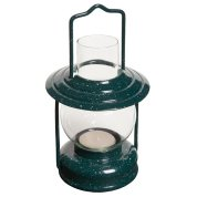 photo: GSI Outdoors Enamelware Candle Lantern fuel-burning lantern