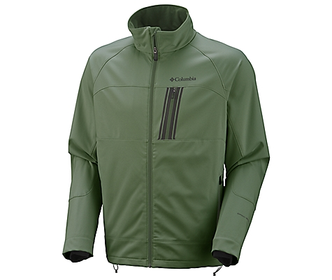 photo: Columbia Highline Ridge II Softshell soft shell jacket