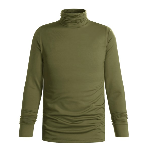 photo: Wickers Midweight Comfortrel Turtleneck base layer top