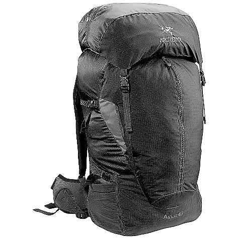 photo: Arc'teryx Axios 48 overnight pack (2,000 - 2,999 cu in)