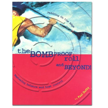 photo: Menasha Ridge Press Bombproof Roll and Beyond paddling book
