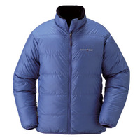 photo: MontBell Alpine Down Jacket down insulated jacket