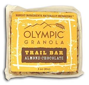 photo: Olympia Granola Almond Chocolate Trail Bar bar