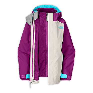photo: The North Face Fallon Triclimate Jacket component (3-in-1) jacket