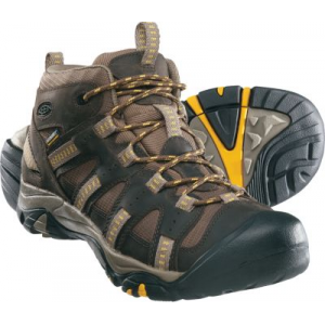photo: Keen Siskiyou Mid WP hiking boot
