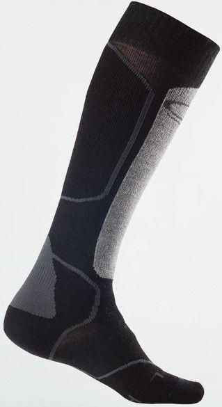 photo: Icebreaker Men's Ski+ Lite Over the Calf Sock snowsport sock