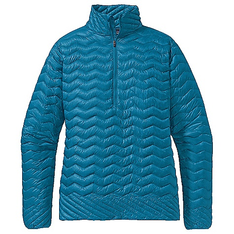photo: Patagonia Women's Ultralight Down Shirt down insulated jacket