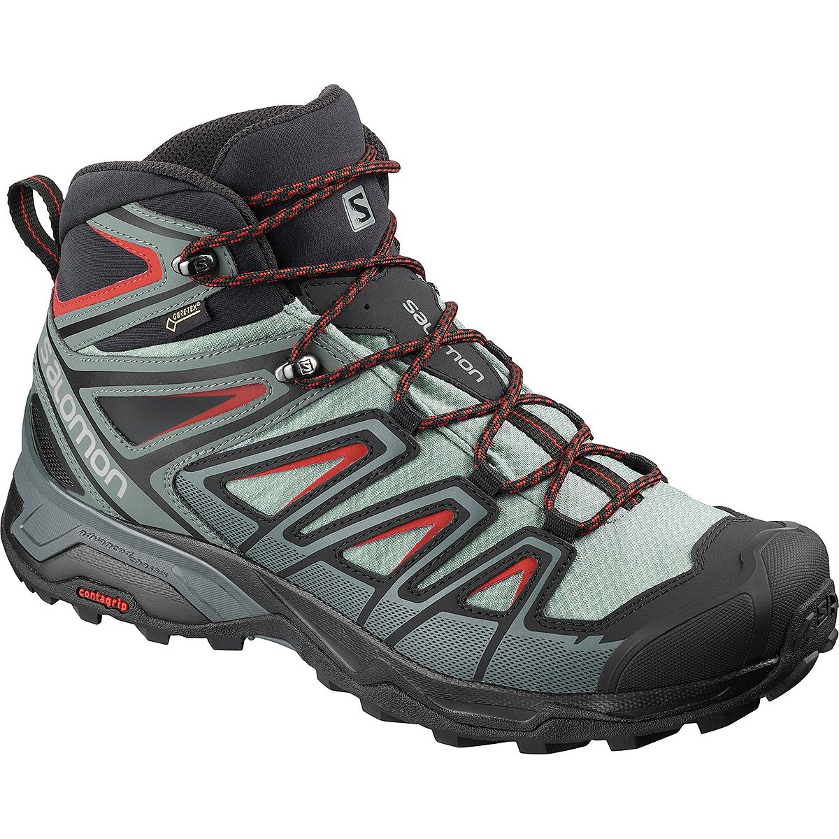 photo: Salomon X Ultra 3 Mid GTX hiking boot