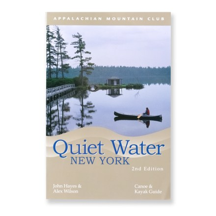 photo: Appalachian Mountain Club Quiet Water: New York us northeast guidebook