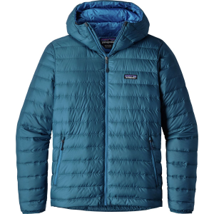 photo: Patagonia Down Sweater Full-Zip Hoody down insulated jacket