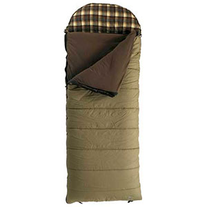 photo: Outbound Toaster 10000 cold weather synthetic sleeping bag
